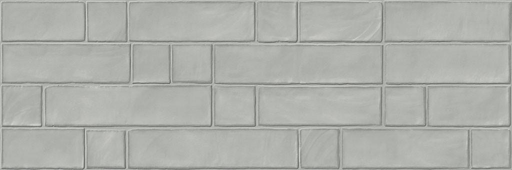 Плитка настенная Azteca Atelier R90 Muretto Grigio