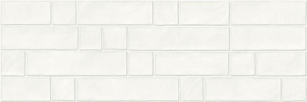 Плитка настенная Azteca Atelier R90 Muretto Bianco