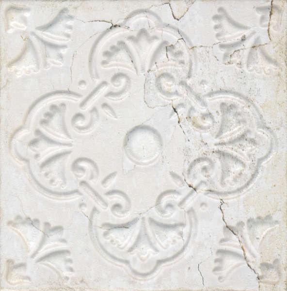 Плитка настенная Aparici Aged White Ornato