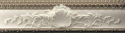 Бордюр настенный Azteca Fontana Cen. Cream 30x8