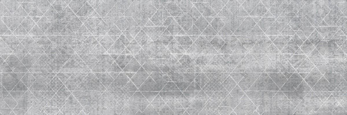 Декор настенный Azteca Synthesis Decorado Syncro Grey