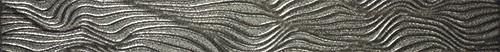 Бордюр настенный Azteca Titanium Cenefa Emotion Inox 6х60