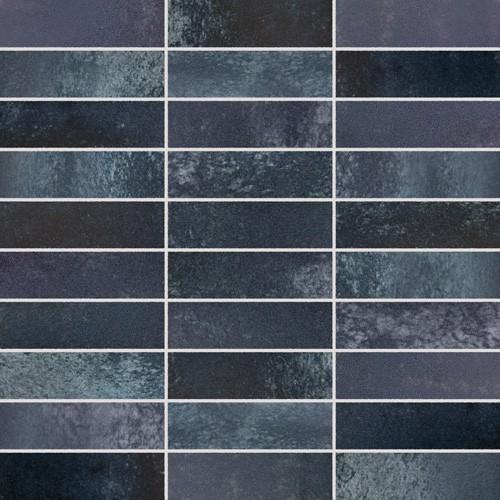 Мозаика Azteca Titanium Mosa 30 Negro