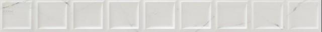 Бордюр настенный Colorker Lincoln Window White 10.2х100