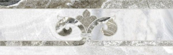 Декор керамогранит Colorker Invictus Listelo Deco Pulido